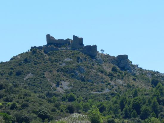 château d'aguilard